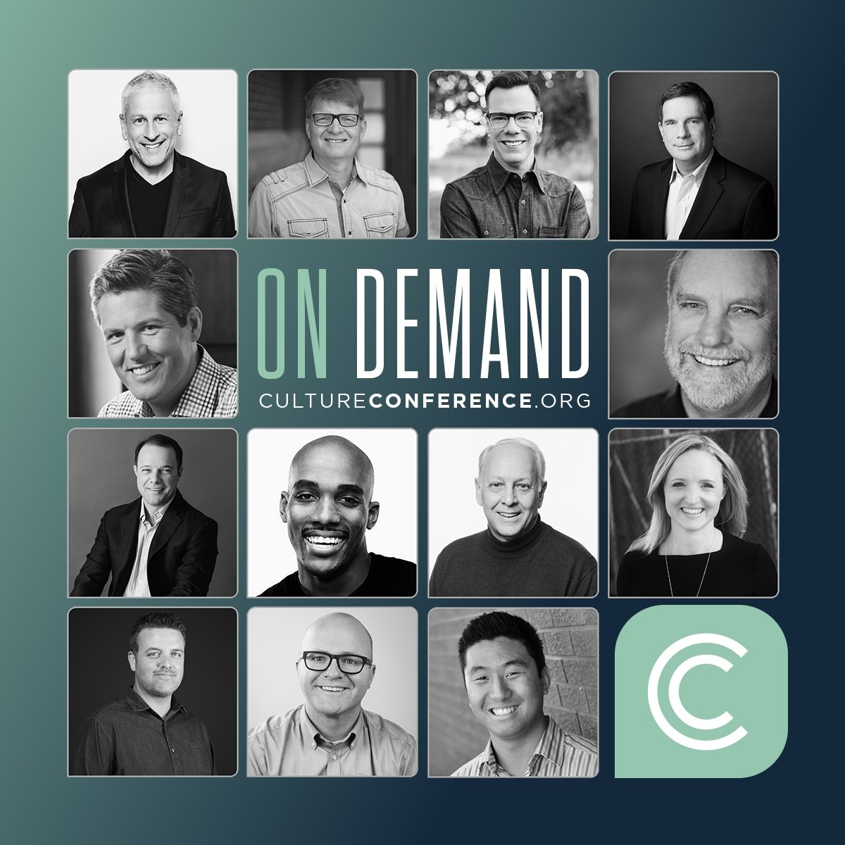 Culture Conference now available ON DEMAND.
